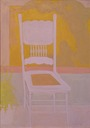 VWM Fran's Chair, oil on canvas, 40 x 28WEB