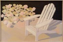 VWM Adirondack Chair, oil on canvas, 24 x 36 inchesWEB